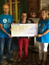 Bairbre Cahill Fundraises For HHT