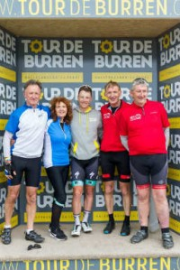 June – Tour de Burren for HHT!