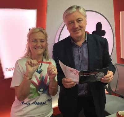 Dara Woods Talks to Pat Kenny on Newstalk Radio