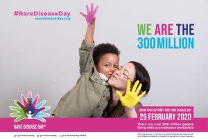 hht northern ireland rare disease