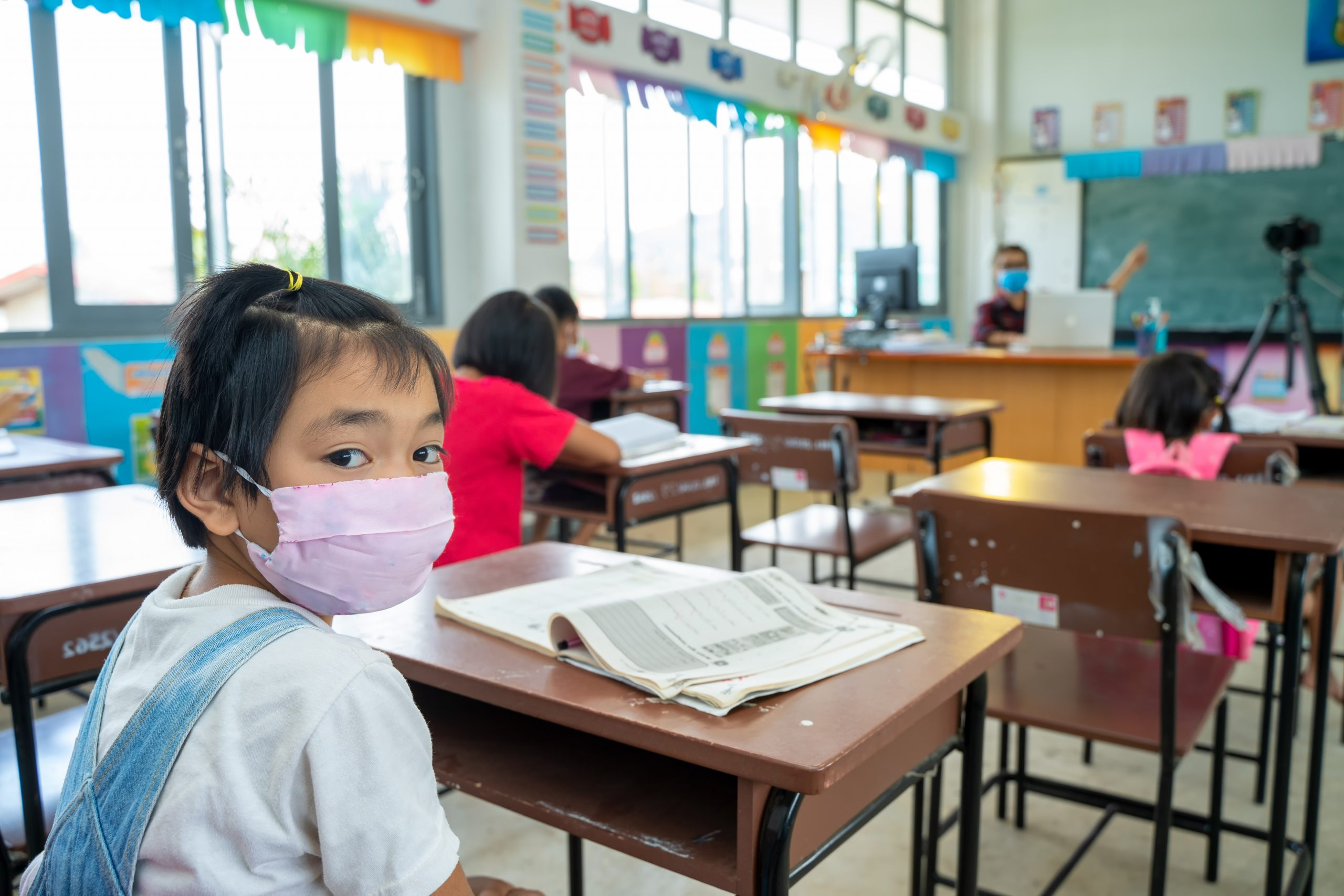 COVID-19 and children: how schools play a role in the transmission of the virus