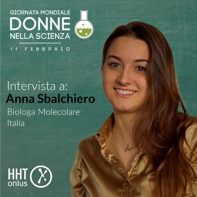 Women in Science -HHT Onlus S Italy
