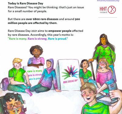 Rare Disease Day – Our Story
